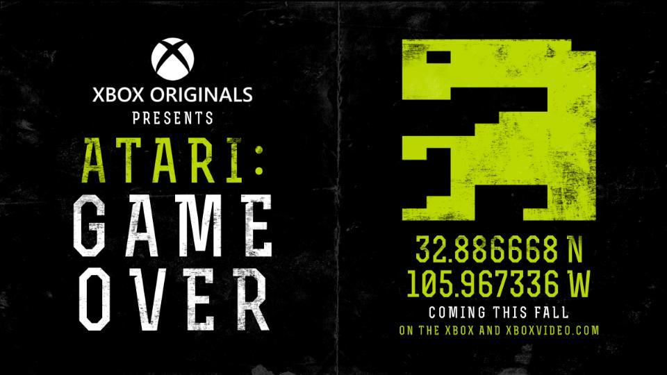 Film Atari: Game Over
