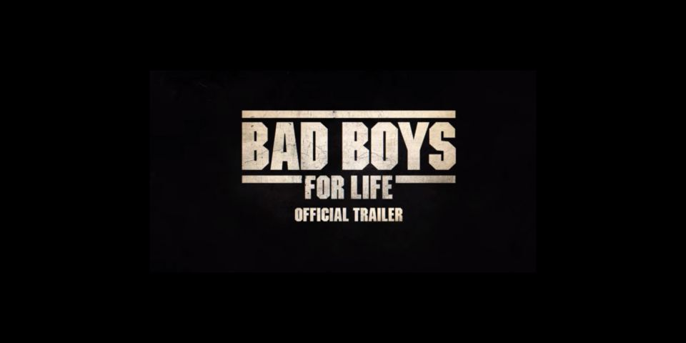 Bad Boys for Life. Trailer już jest!