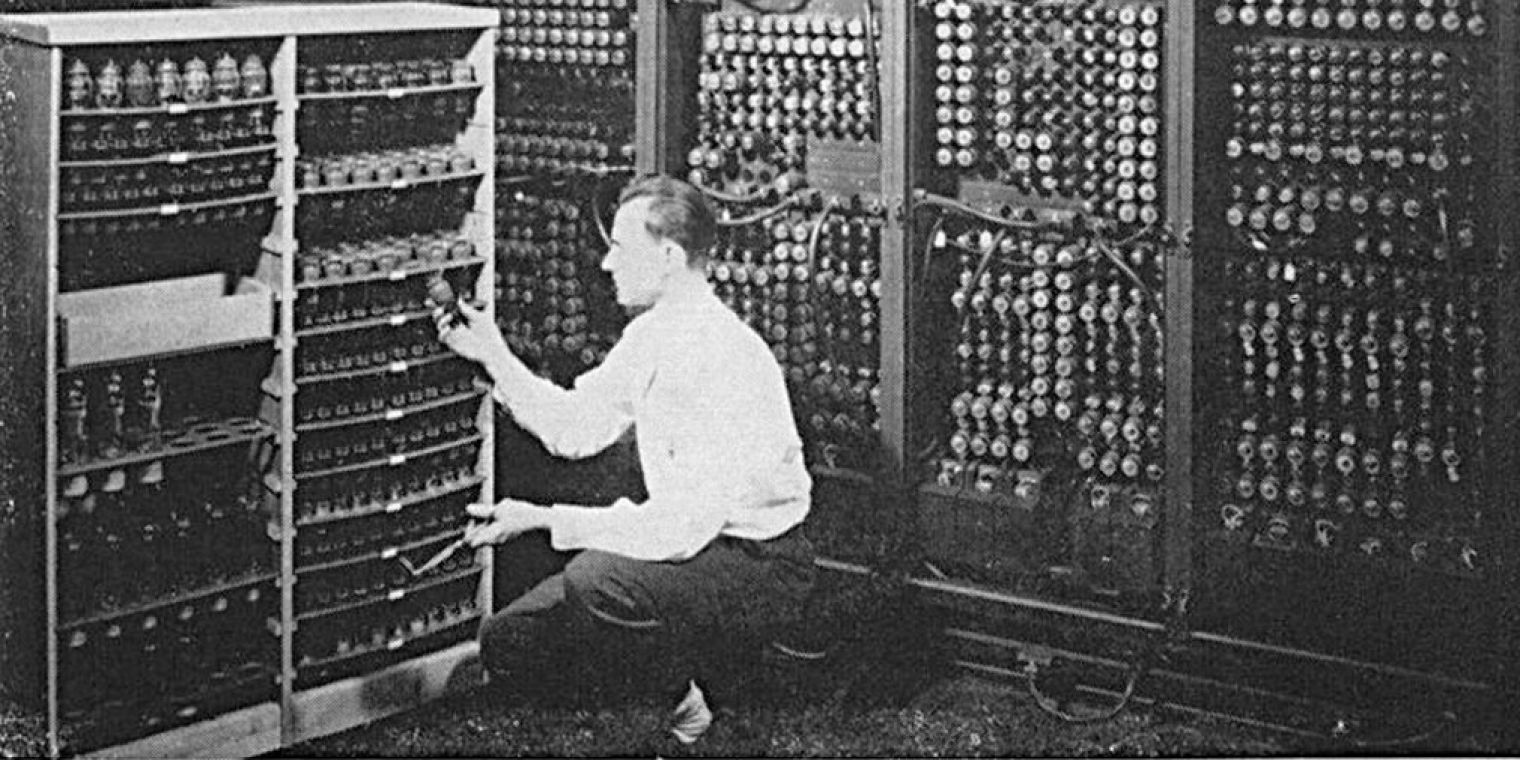 Pierwszy Komputer