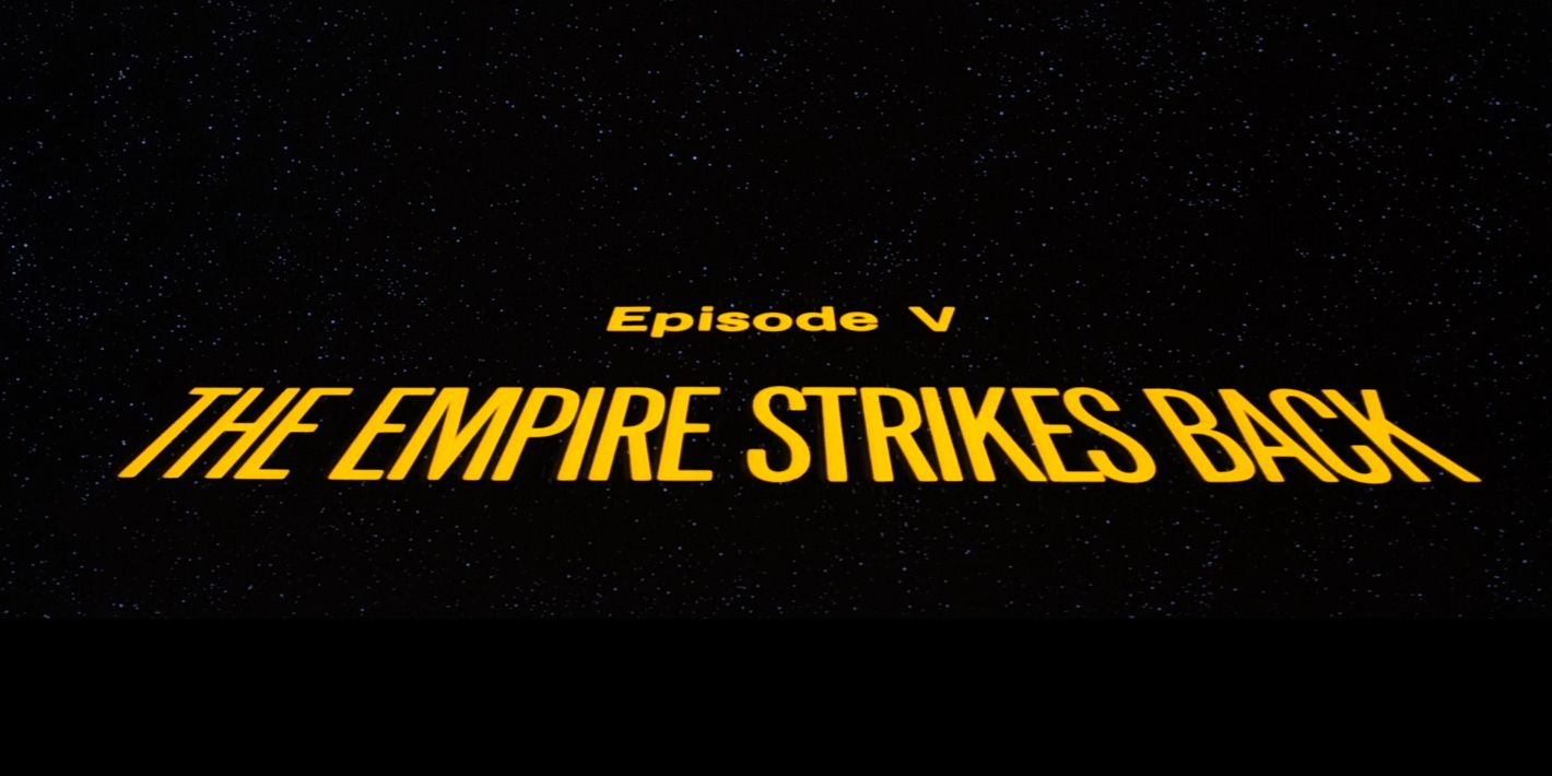 Premiera Star Wars: Empire Strikes Back