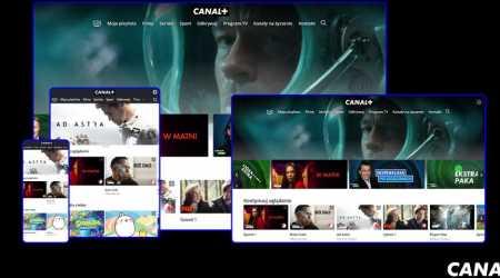 Canal+ uruchomił swój własny serwis VOD