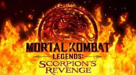 Mortal Kombat Legends: Skorpion's Revenge - animacja dla fanów serii gier
