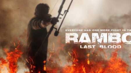 Premiera Rambo: Last blood już w najbliższy piątek